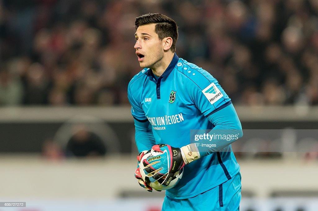 VfB Stuttgart v Hannover 96 - Second Bundesliga : News Photo