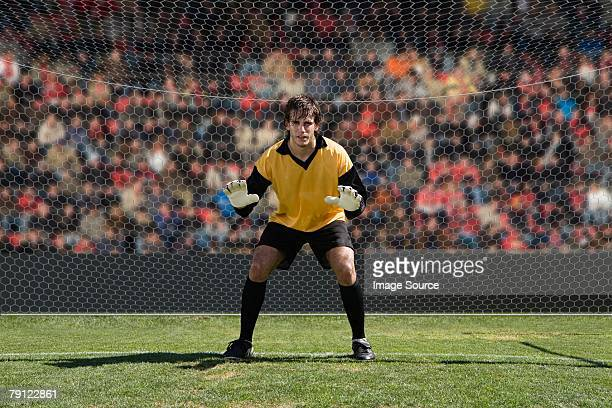 goalkeeper - goalkeeper stock pictures, royalty-free photos & images