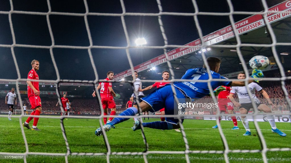 1. FC Union Berlin v Eintracht Frankfurt - Bundesliga : News Photo