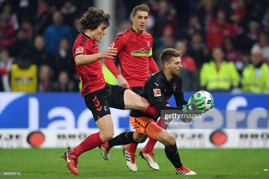Sport-Club Freiburg v VfB Stuttgart - Bundesliga