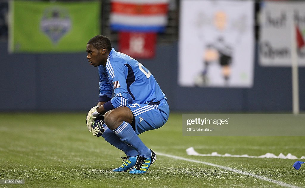 2011 Lamar Hunt US Open Cup Final - Chicago Fire v Seattle Sounders : News Photo