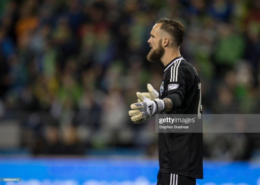 Houston Dynamo v Seattle Sounders - Western Conference Finals - Leg 2