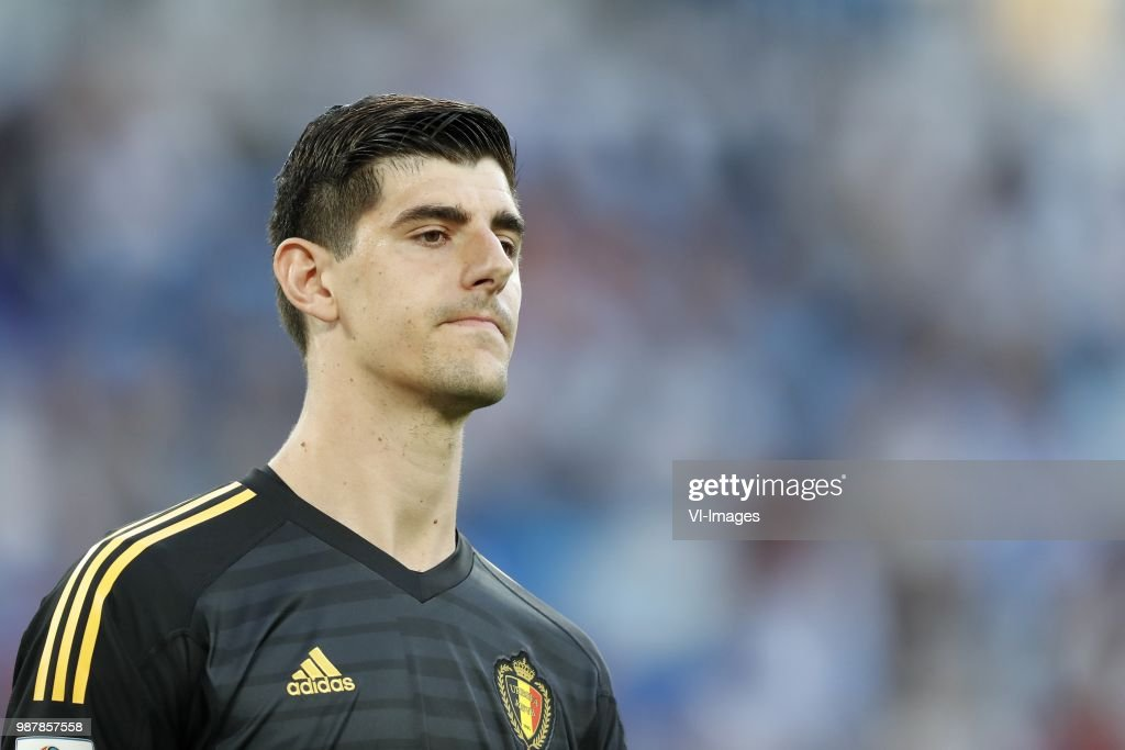 FIFA World Cup 2018 Russia'England v Belgium' : Photo d'actualité