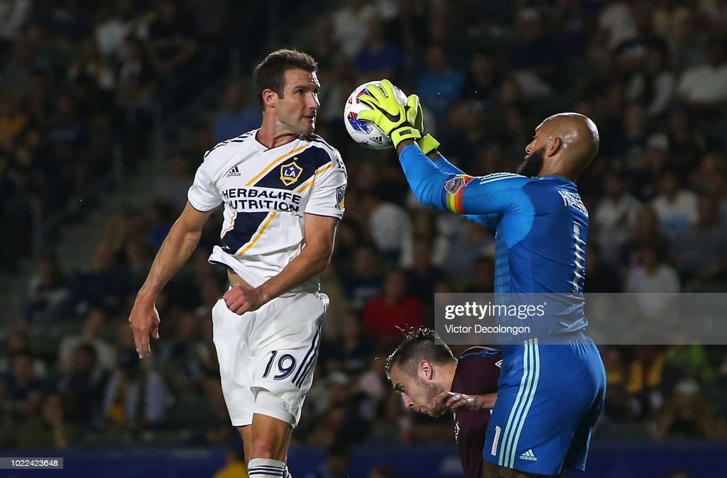 Colorado Rapids v Los Angeles Galaxy : News Photo