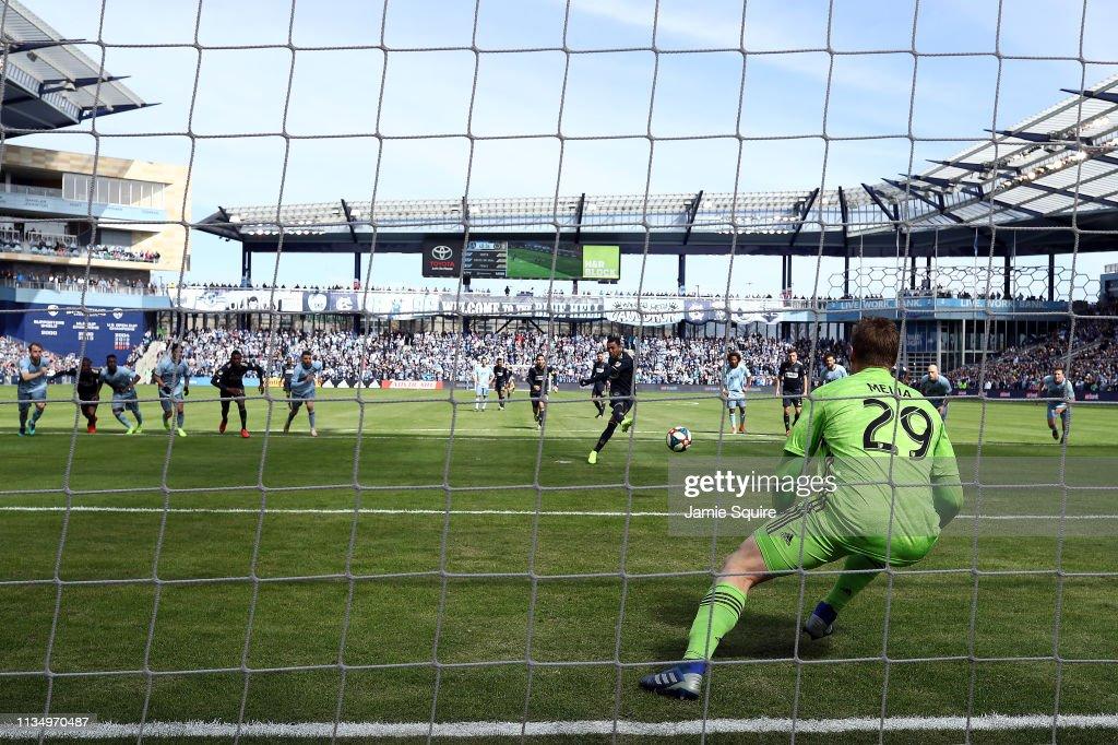 Philadelphia Union v Sporting Kansas City : News Photo