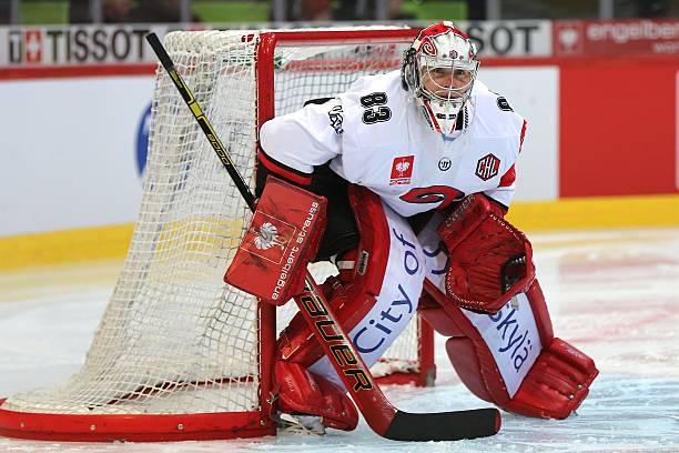 CHE: SC Bern v JYP Jyvaskyla - Champions Hockey League