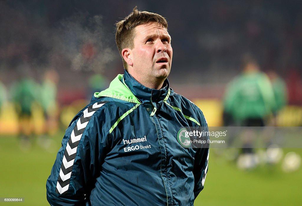 1. FC Union Berlin v SpVgg Greuther Fuerth - Second Bundesliga