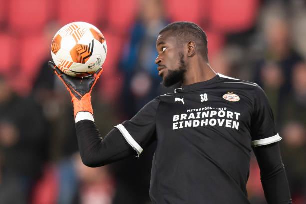 NLD: PSV Eindhoven v AS Monaco: Group B - UEFA Europa League