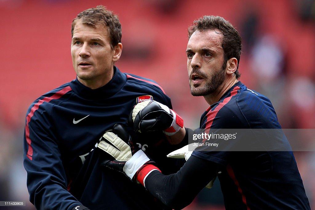 Arsenal v Blackburn Rovers - Premier League : ニュース写真