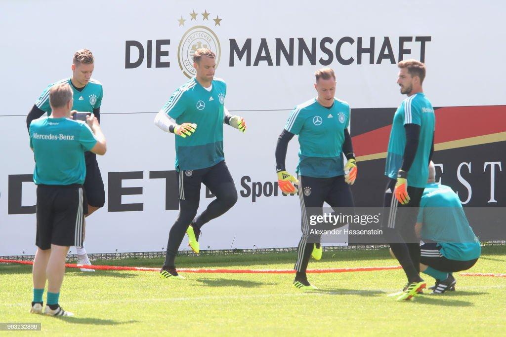 Germany - Southern Tyrol Training Camp Day 6 : News Photo