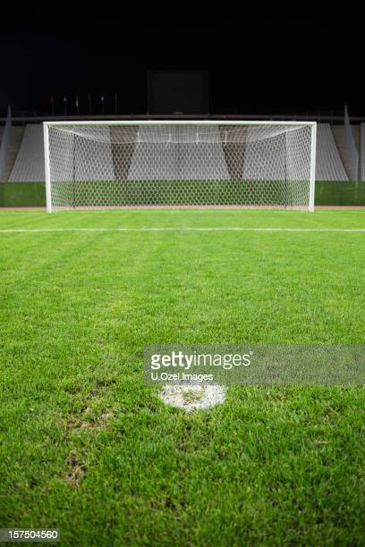goalposts - goal post stock photos and pictures