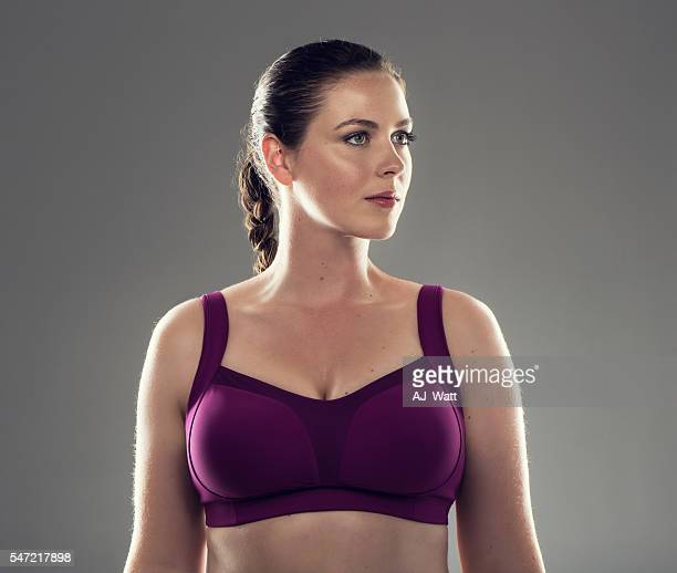 goals may give focus but dreams give power - sports bra stock pictures, royalty-free photos & images