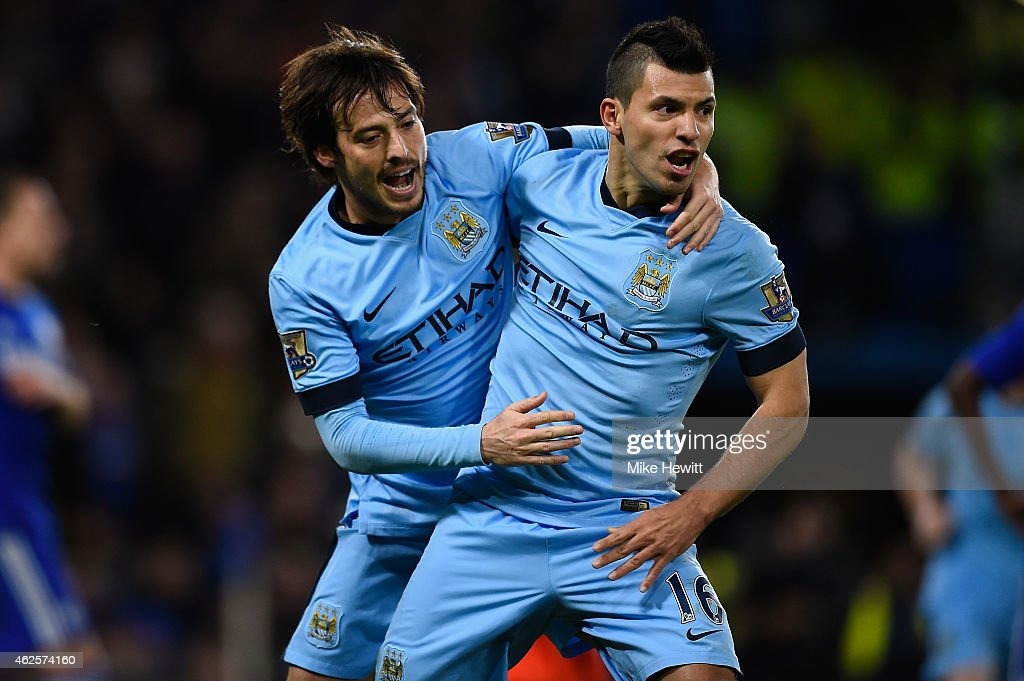 Chelsea v Manchester City - Premier League : News Photo