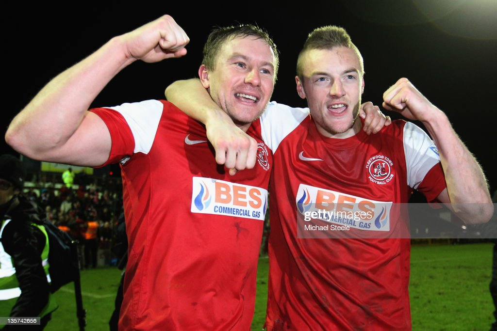 Yeovil Town v Fleetwood Town - FA Cup Second Round Replay : Nachrichtenfoto
