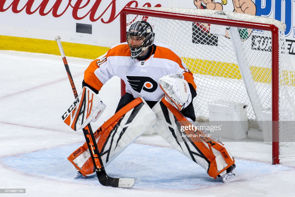Philadelphia Flyers v Winnipeg Jets : News Photo