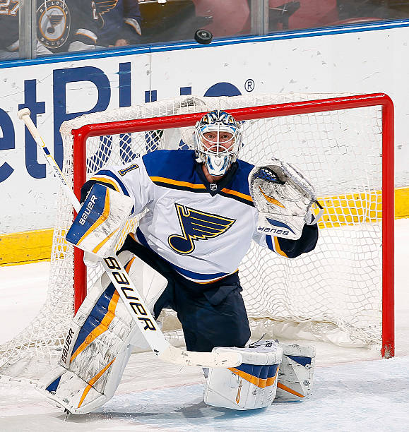 St Louis Blues v Florida Panthers
