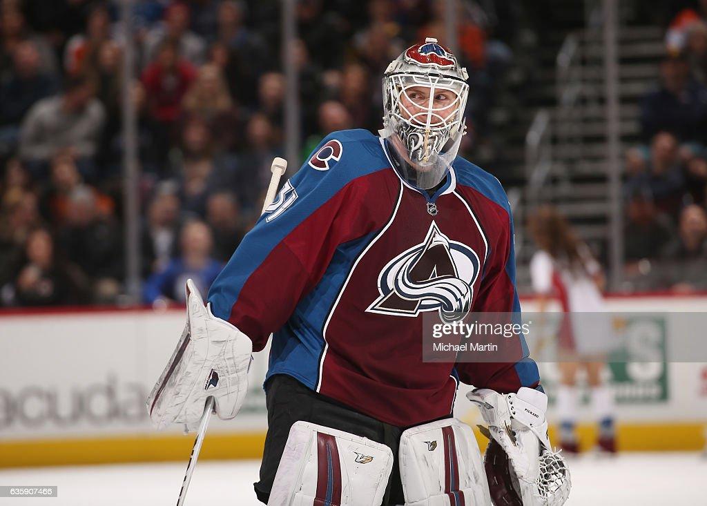 Philadelphia Flyers v Colorado Avalanche : News Photo