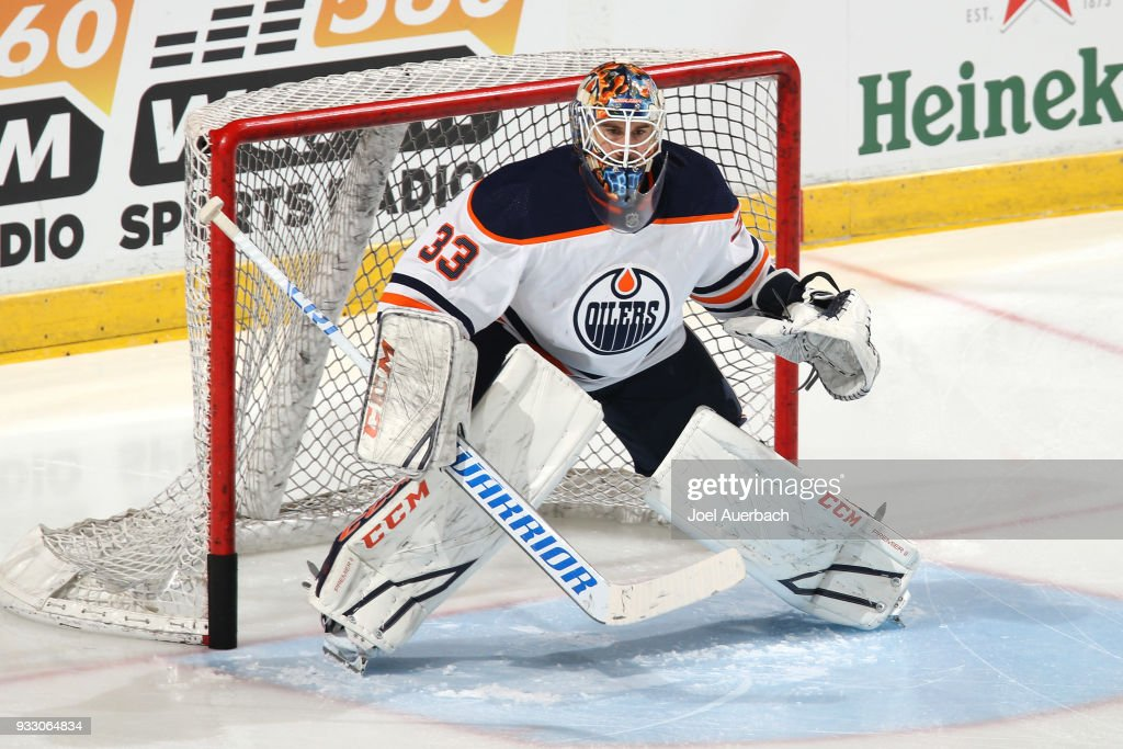 Edmonton Oilers v Florida Panthers