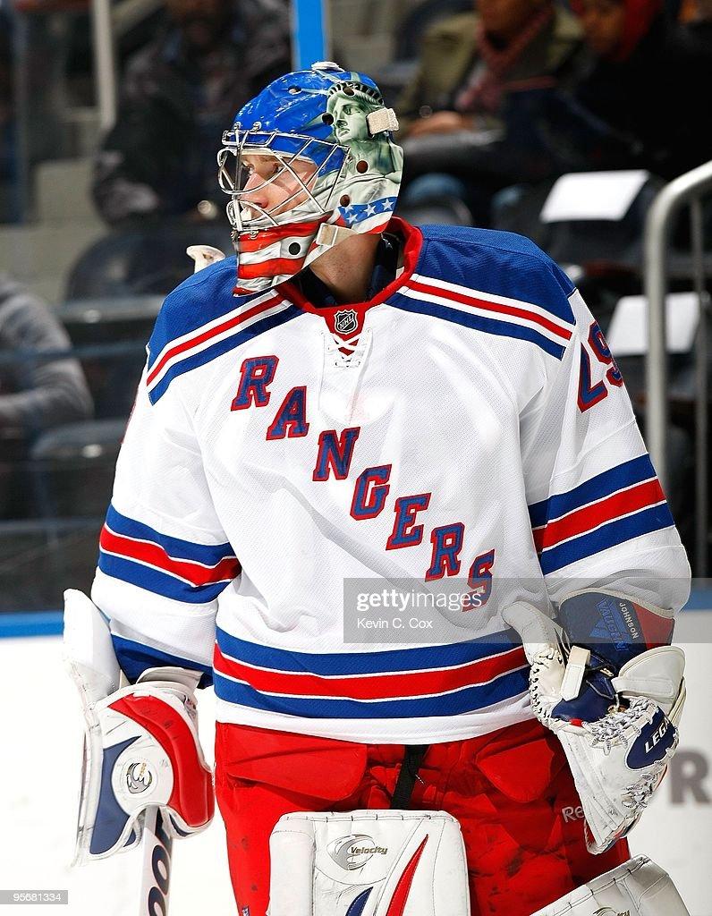 New York Rangers v Atlanta Thrashers : News Photo