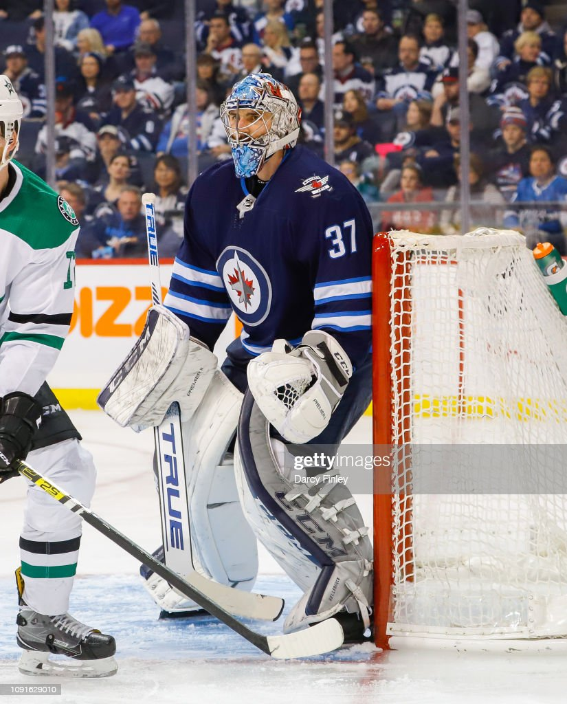 Dallas Stars v Winnipeg Jets : News Photo