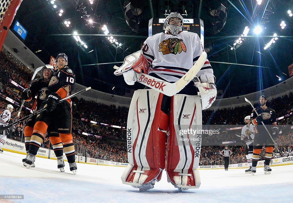 Chicago Blackhawks v Anaheim Ducks - Game Five