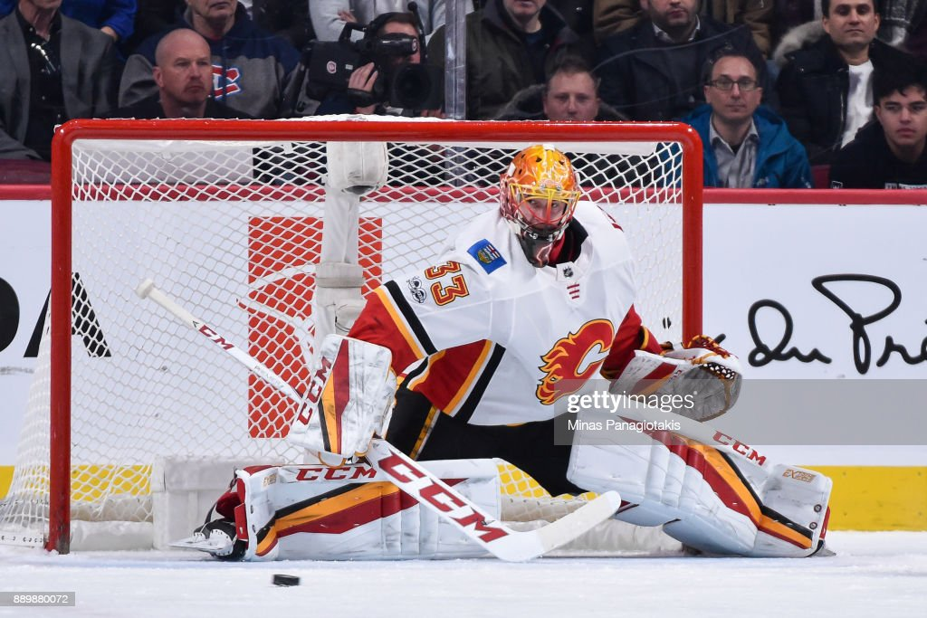 Calgary Flames v Montreal Canadiens : News Photo