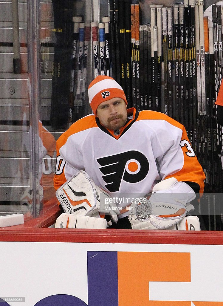 Philadelphia Flyers v Winnipeg Jets : News Photo
