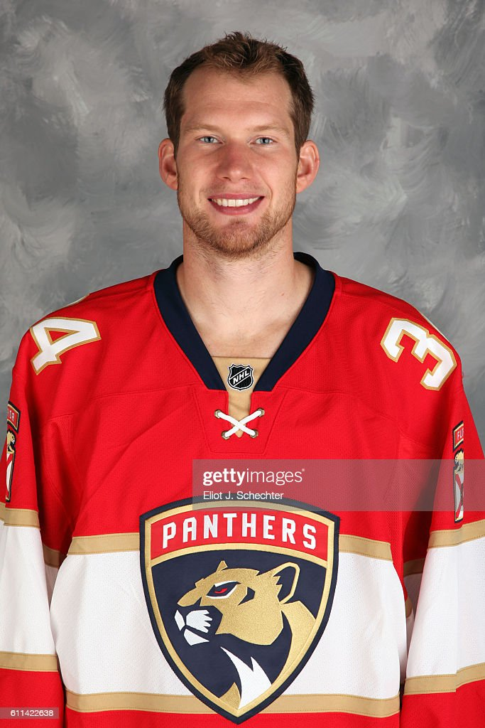 Florida Panthers Headshots