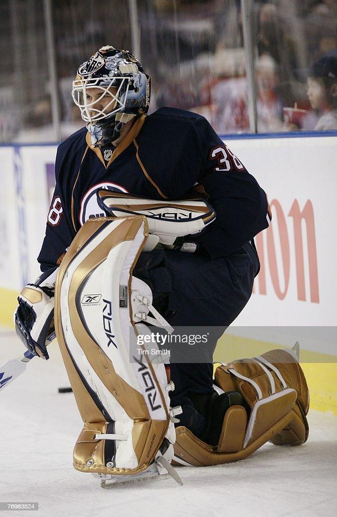 Florida Panthers v Edmonton Oilers : News Photo