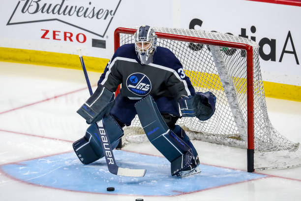 CAN: Vancouver Canucks v Winnipeg Jets