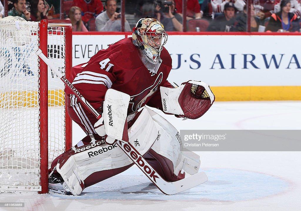 Montreal Canadiens v Phoenix Coyotes : News Photo