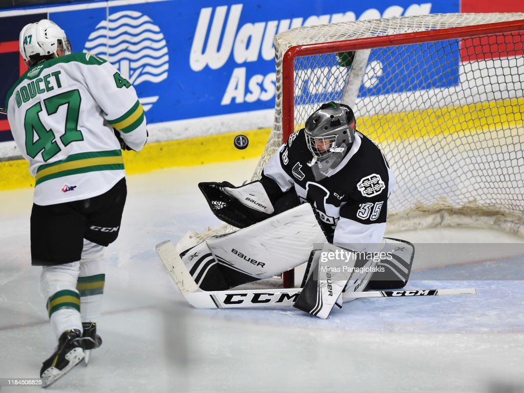 Val-d'Or Foreurs v Blainville-Boisbriand Armada : News Photo