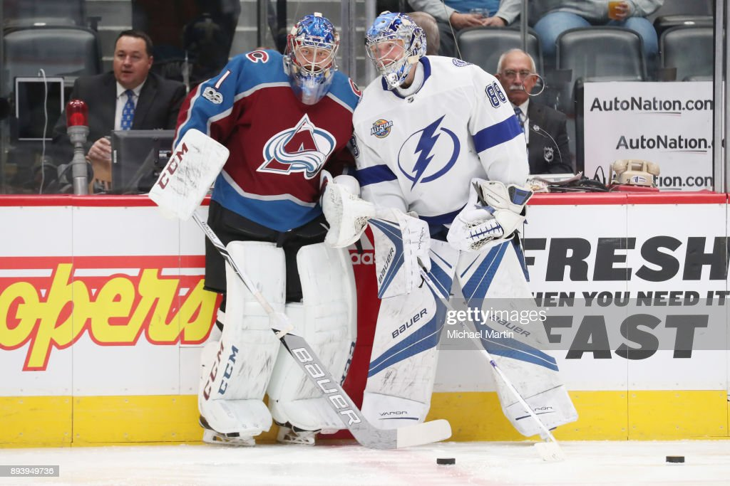 Tampa Bay Lightning v Colorado Avalanche