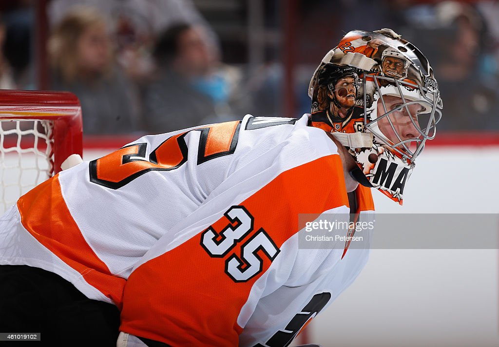 Philadelphia Flyers v Arizona Coyotes : News Photo