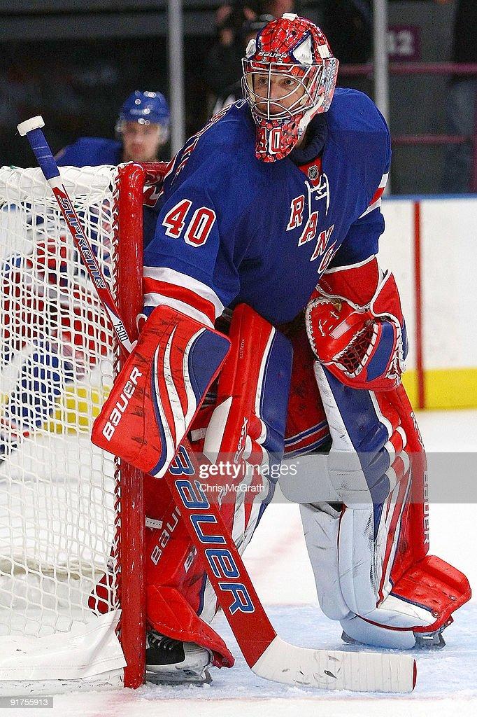 Anaheim Ducks v New York Rangers