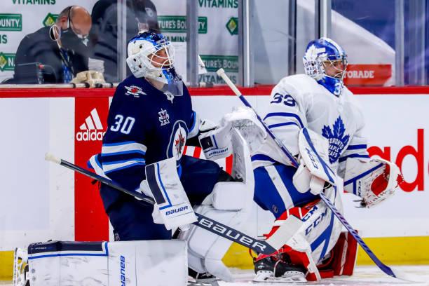 CAN: Toronto Maple Leafs v Winnipeg Jets
