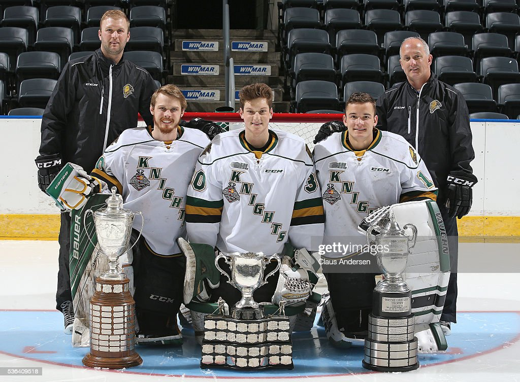 London Knights - Memorial Cup Champions : News Photo