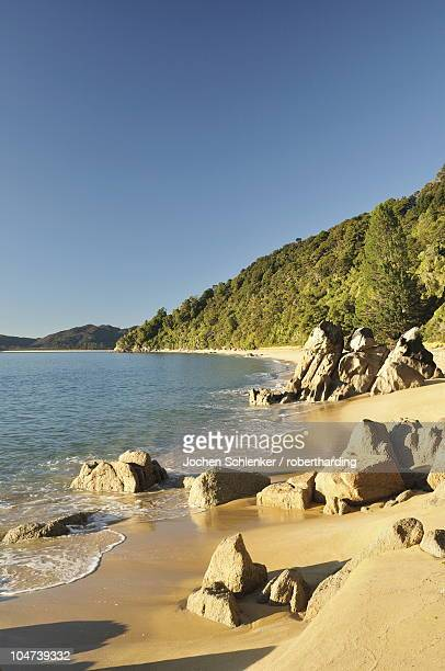 Goat Bay, Abel Tasman National Park, Tasman, South Island, New Zealand, Pacific