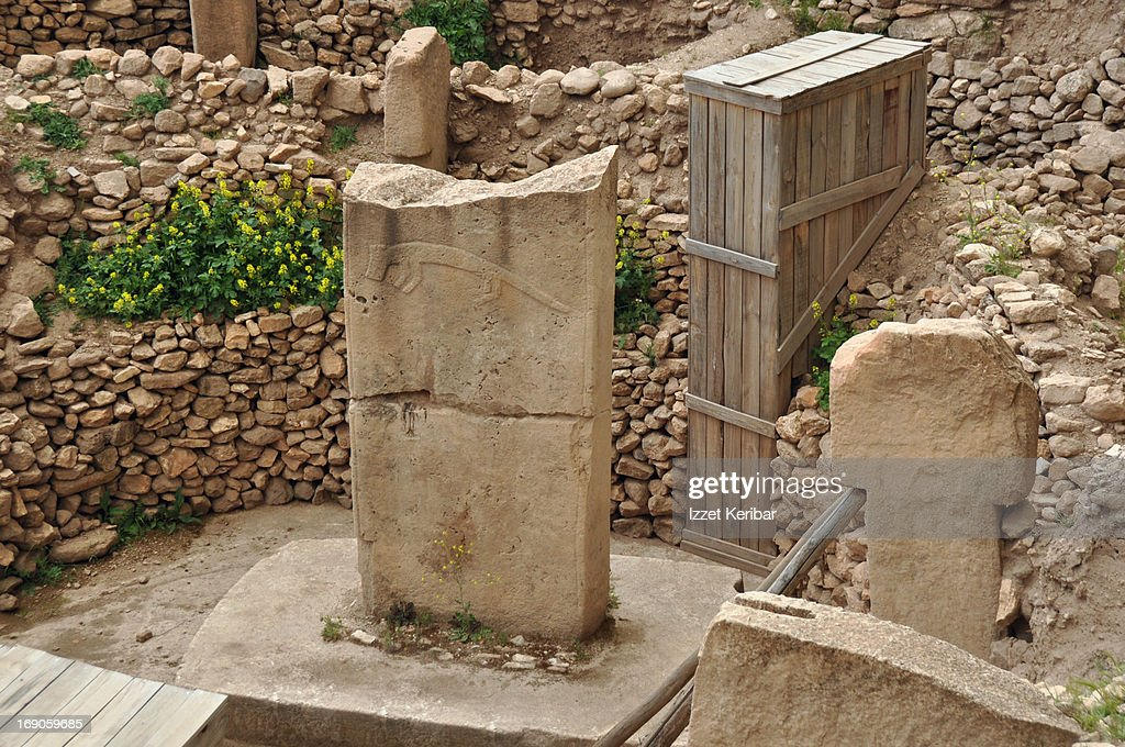 Gobekli Tepe : Stock Photo