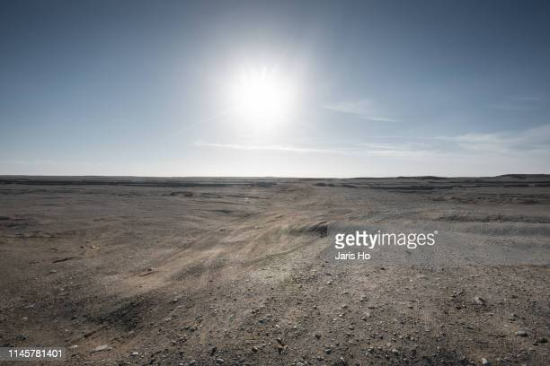 gobi desert - dirt stock pictures, royalty-free photos & images