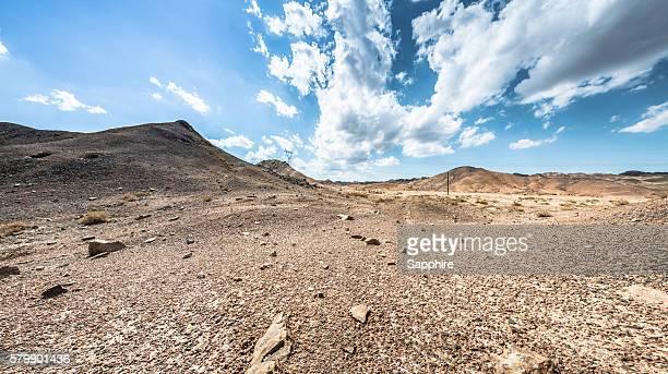 Gobi, Xinjiang Province