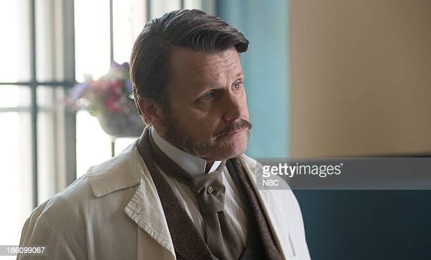 DRACULA Goblin Merchant Men Episode 103 Pictured Anthony Calf as Dr William Murray