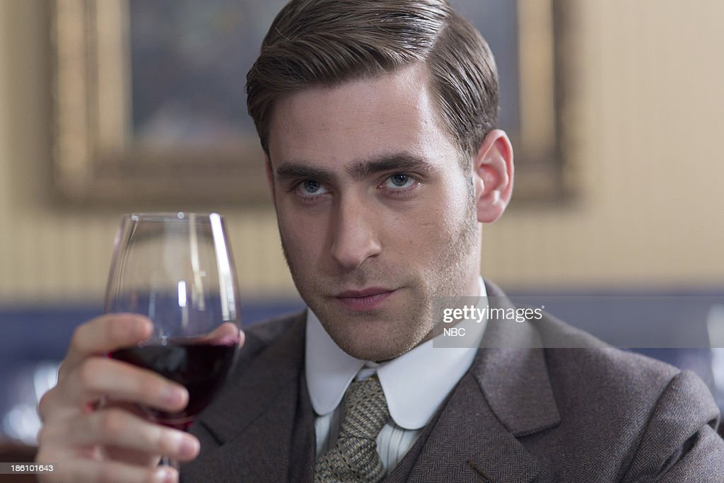 DRACULA -- 'Goblin Merchant Men' Episode 103 -- Pictured: Oliver Jackson-Cohen as Jonathan Harker --
