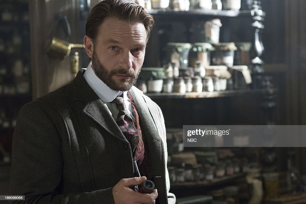 DRACULA -- 'Goblin Merchant Men' Episode 103 -- Pictured: Thomas Kretschmann as Abraham van Helsing --