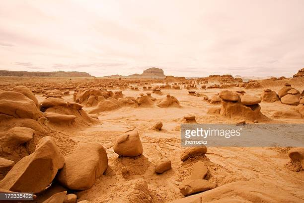 Goblin Valley Landscape