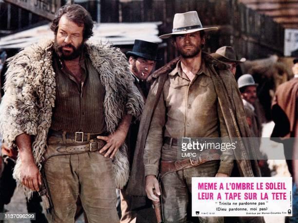 God Forgives...i Don't, lobbycardGod Forgives..i Don't, , from left: Bud Spencer, Terence Hill, 1967.