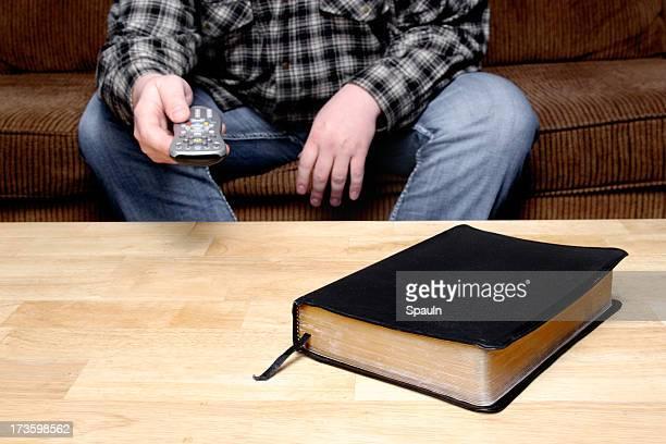 God or TV?