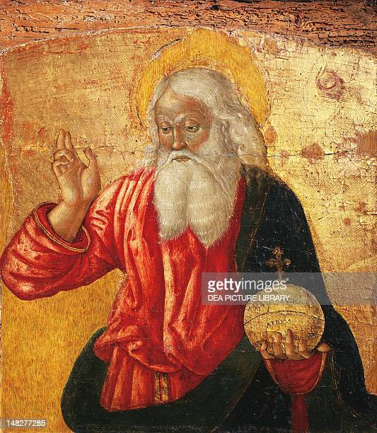 God the Father Almighty Italy 15th16th centuries Orte Museo Diocesano D'Arte Sacra