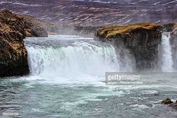 Godafoss waterfalls, Northeast Iceland