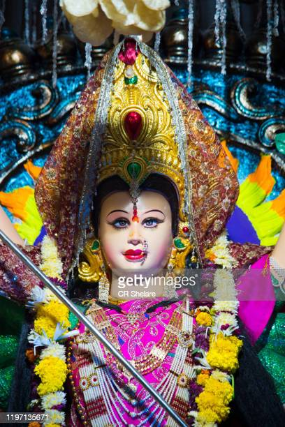 16 353 Durga Photos And Premium High Res Pictures Getty Images